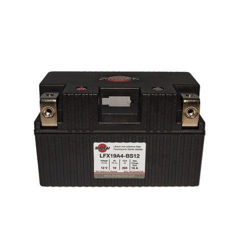 SHORAI - LFX Lithium Powersports Battery (LFX19A4-BS12)