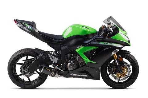 Two Brothers - Kawasaki ZX-636R/6RR (2009-2016) S1R Standard Carbon Slip On