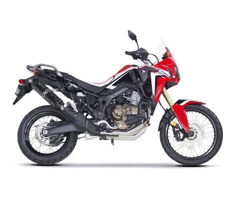Two Brothers - Honda Africa Twin (2017-2018) S1R Standard Carbon Slip-On Exhaust