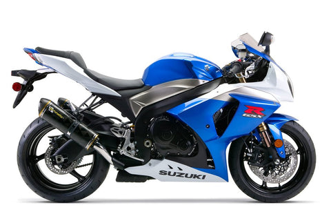Two Brothers - Suzuki GSX-R1000 (2009-2015) Dual M2 Standard Aluminium Slip-On Exhaust