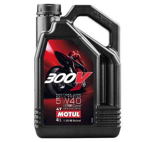 Motul - 300V Factory Line Road Race 5W40