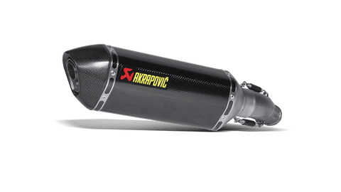 Akrapovič - Suzuki GSX-R 600 2011-2017 Slip-On Exhaust (Carbon)