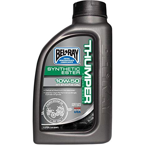 Bel Ray - Thumper Racing Works Synthetic 4T Engine Oil 10W-50