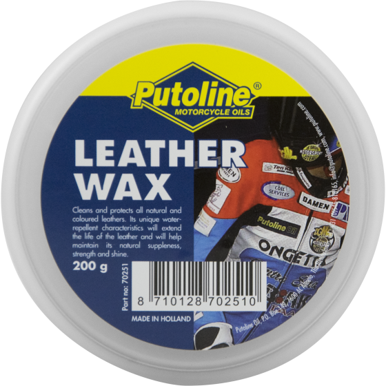 Putoline - Leather Wax