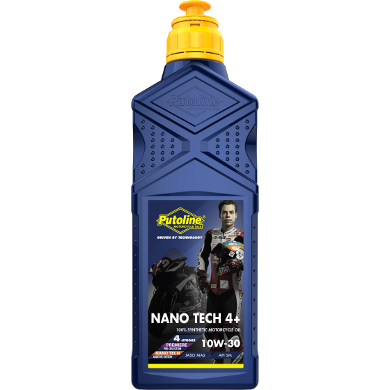 Putoline - Ester Tech Syntec 4+ 10W30 Oil