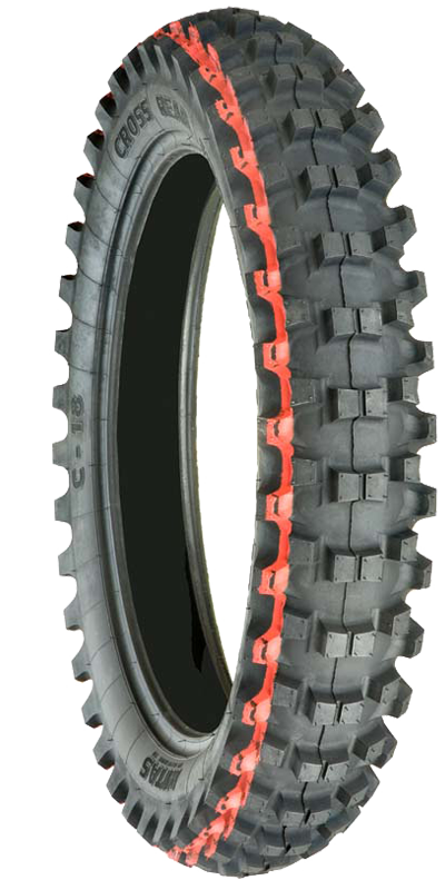 Mitas C-18: COMPETITION Rear Tyre for Intermediate Terrain