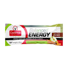 Cadence Nutrition - Balanced Energy Bar
