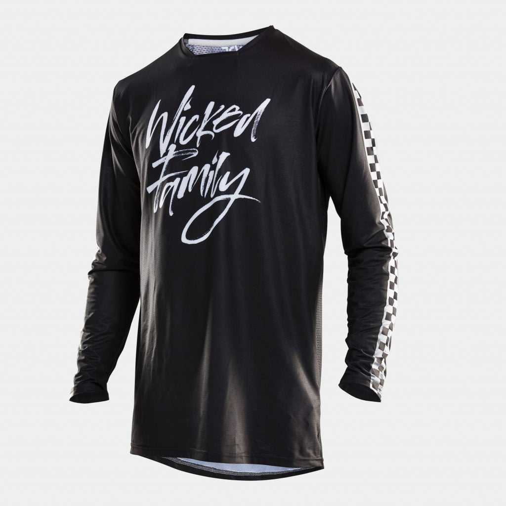 Wicked Family - Checker Jersey (Youth)