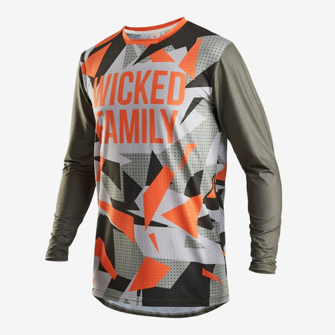 Wicked Family - Dynamic Jersey