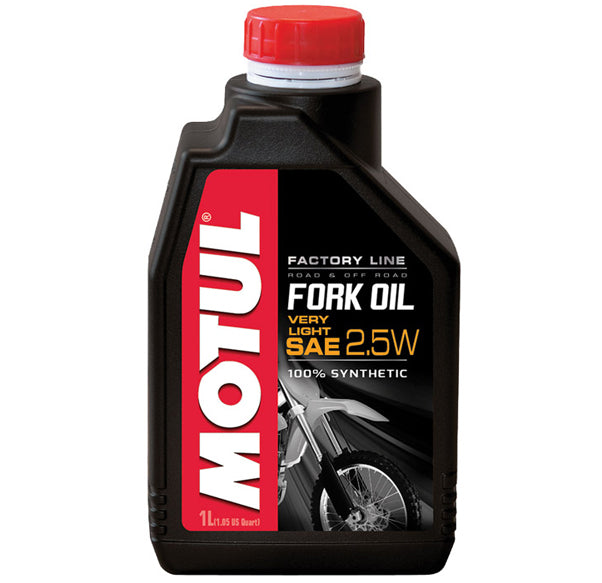 Motul - Fork Oil Factory Line