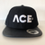 ACE - Leather Snapback