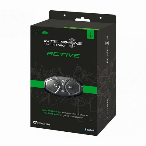 Interphone - Active (Twin Pack)