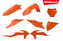 Polisport - 2020 KTM MX Replica Plastic Kit
