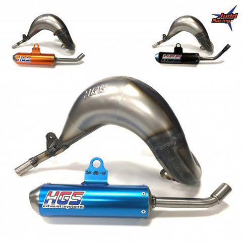 HGS - KTM 50SX Exhaust System