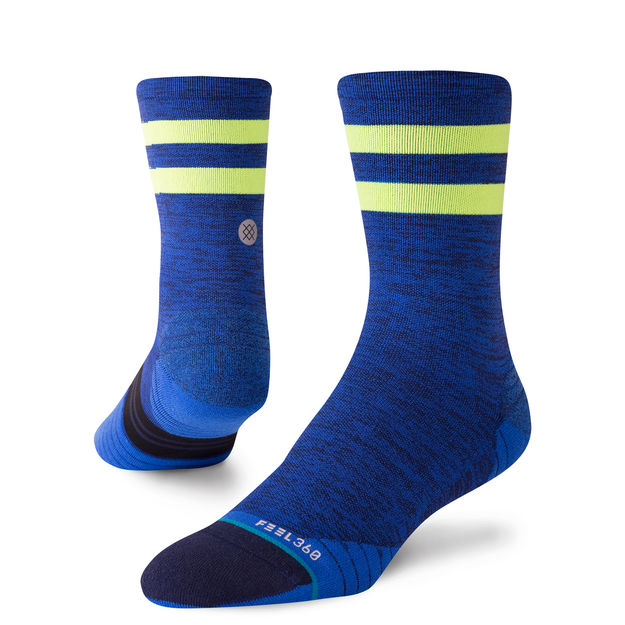 Stance - Uncommon Solids Crew Running Socks