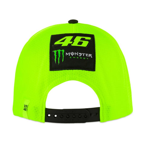 VR46 - Dual 46 Monster Energy Cap