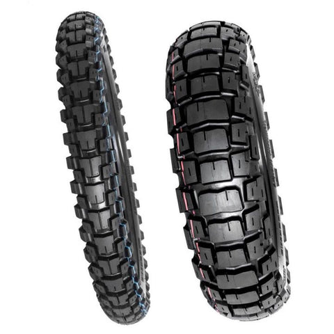 MOTOZ - Tractionator Adventure Tyres