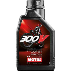 Motul - 300V Factory Line Off Road 15W60