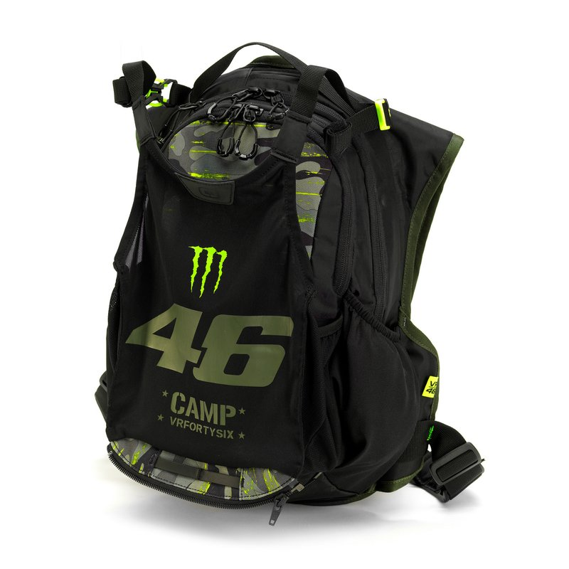 VR46 - Baja Hydration Backpack