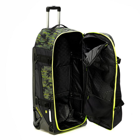 VR46 - Limited Edition Rig 9800 Wheeled Gearbag
