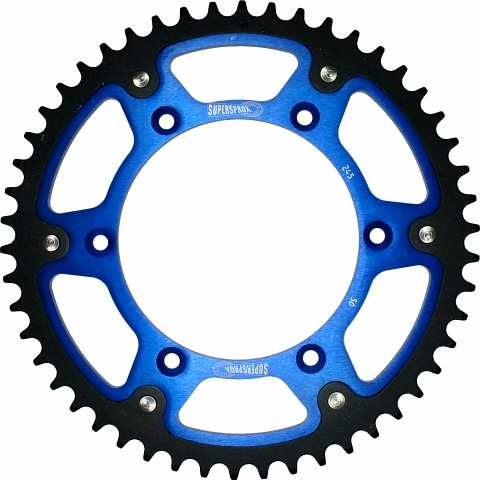 Supersprox - Stealth Rear Sprockets (Yamaha)