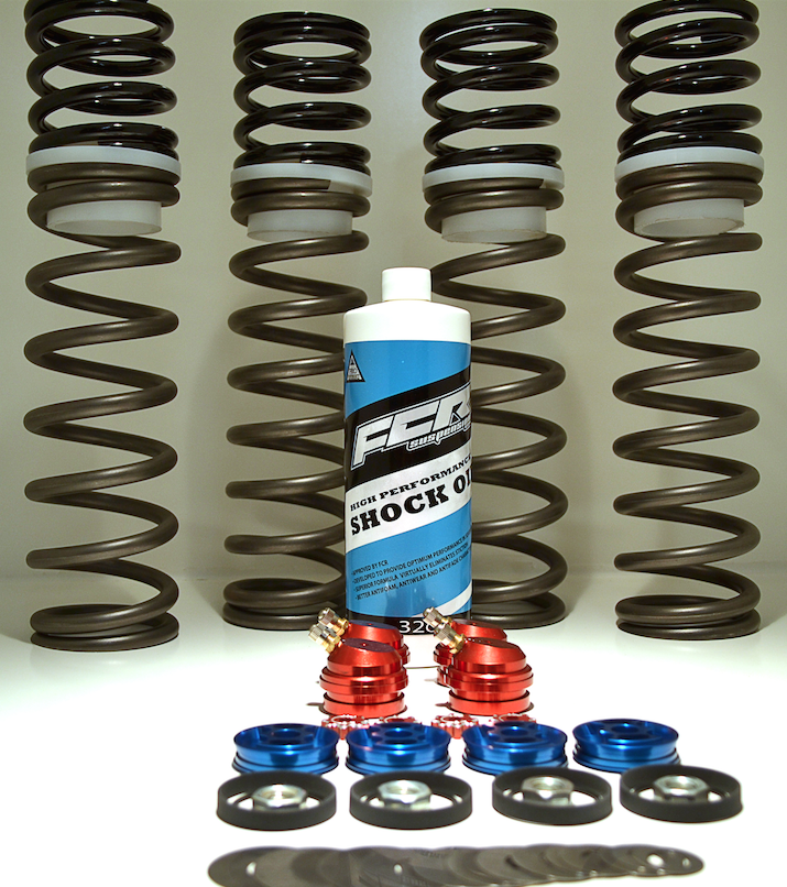 FCR - Rear Shock Rebuild with Oil Change and Service