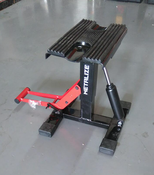Metalize - Deluxe Heavy Duty MX Lift Stand