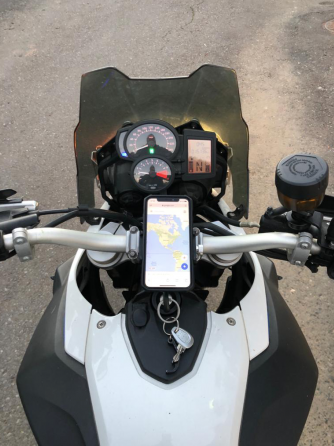 Spirit - Motorcycle Phone Mount
