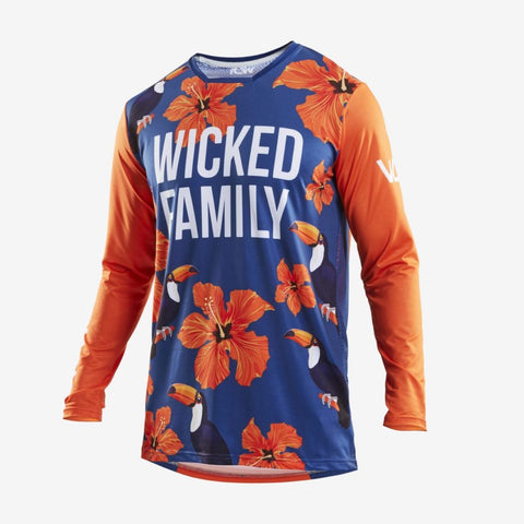 Wicked Family - Energy Jersey
