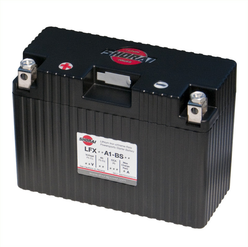 SHORAI - LFX Lithium Powersports Battery (LFX14A1-BS12)