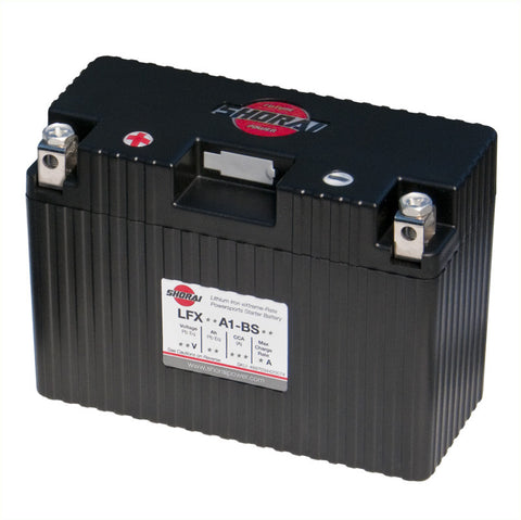 SHORAI - LFX Lithium Powersports Battery (LFX18A1-BS12)