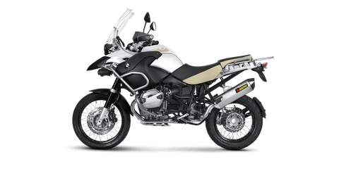 Akrapovič - BMW R 1200 GS 2010 Slip-On Exhaust (Titanium)