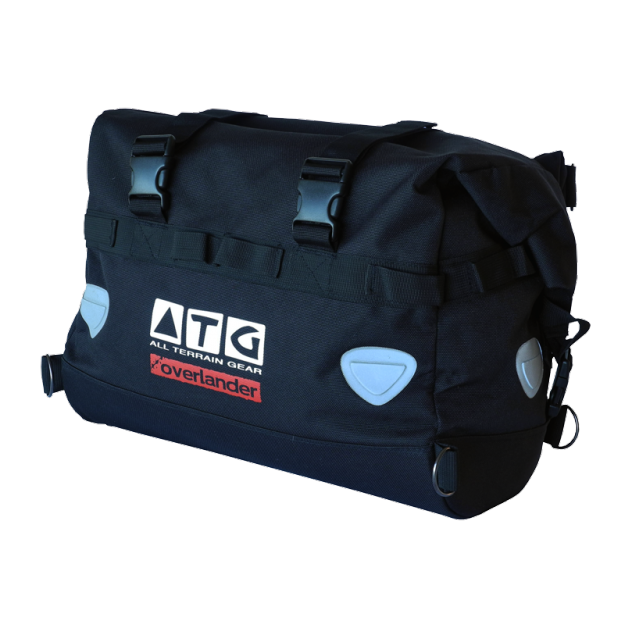 ATG - Overlander Motorcycle Saddle Bags