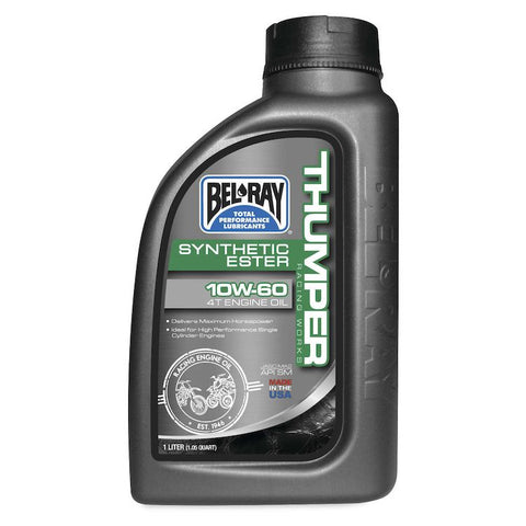 Bel Ray - Thumper Racing Works Synthetic 4T Engine Oil 10W-60