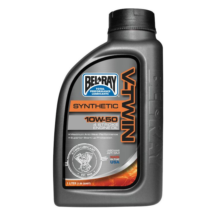 Bel Ray - V-Twin Synthetic Engine Oil 10W-50