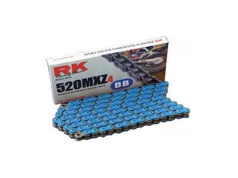 RK Chains - 520MXZ4 132 Links Chains
