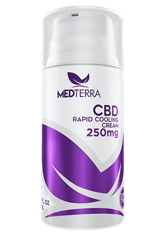 Medterra - CBD Topical Cooling Cream