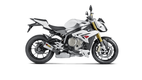 Akrapovič - BMW S 1000 R 2014 Slip-On Exhaust (Titanium)