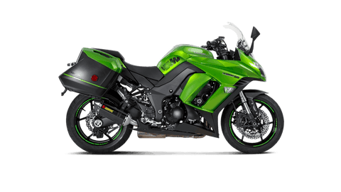 Akrapovič - Kawasaki Z1000SX/Ninja 1000 2014-2018 Slip-On Exhaust (Carbon)