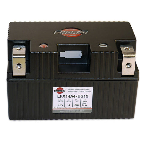 SHORAI - LFX Lithium Powersports Battery (LFX14A4-BS12)