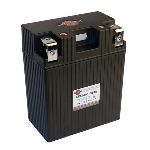 SHORAI - LFX Lithium Powersports Battery (LFX14A5-BS12)