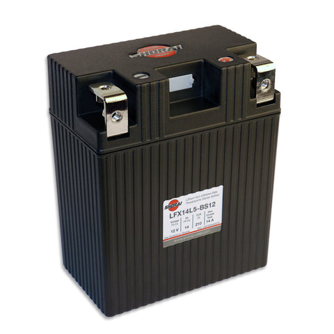 SHORAI - LFX Lithium Powersports Battery (LFX14L5-BS12)