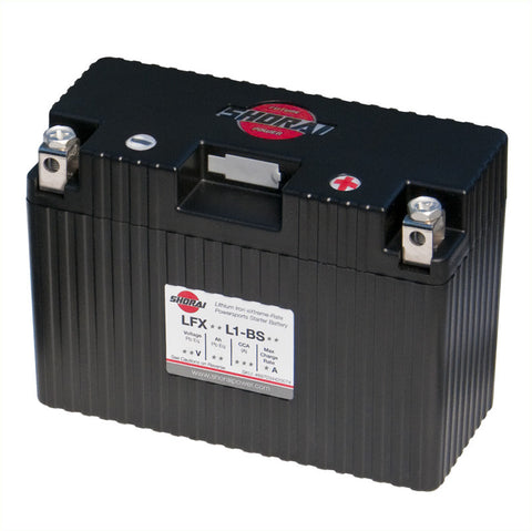 SHORAI - LFX Lithium Powersports Battery (LFX18L1-BS12)