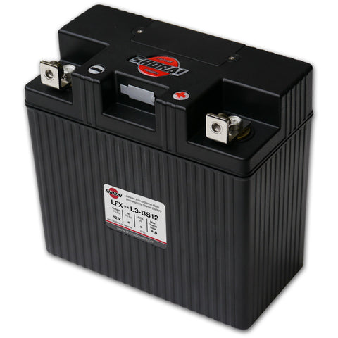 SHORAI - LFX Lithium Powersports Battery (LFX36L3-BS12)