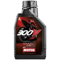 Motul - 300V Factory Line Road Race 15W50