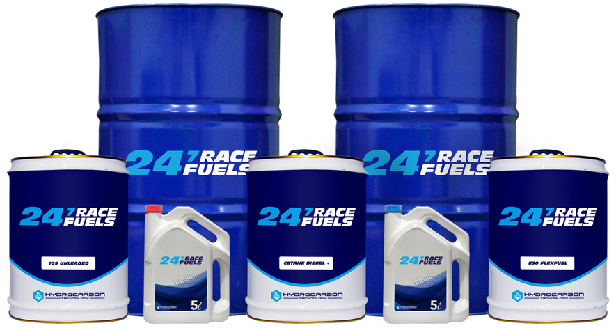 24-7 Race Fuels - 109 Unleaded