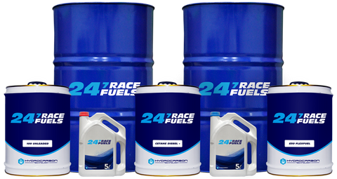 24-7 Race Fuels - 98 Unleaded