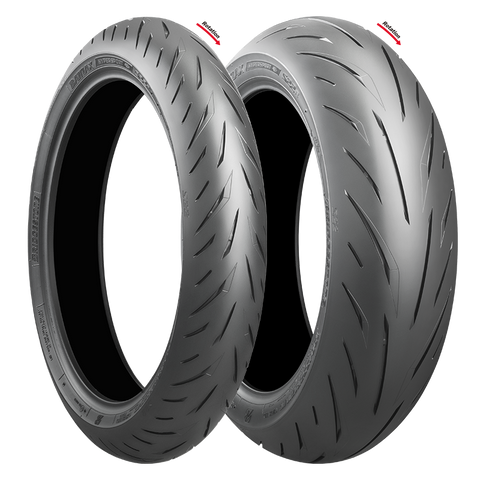 Bridgestone - Battlax Hypersport S22 Rear Tyre