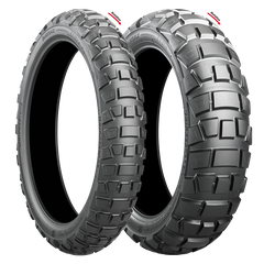 Bridgestone - AX41 Rear Tyre