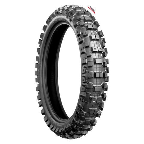 Bridgestone - M404 Rear Tyre